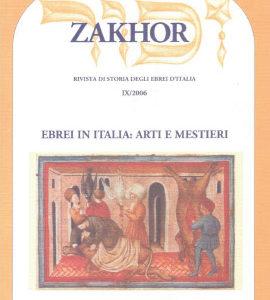 Zakhor vol9 2006, vecchia serie