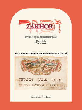 Zakhor 1 2017 nuova serie